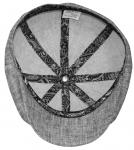 Восьмиклинка Арт. 802 ЛП цвет: серый фото