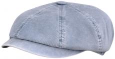 Восьмиклинки unisex 801 Втг(вельвет) цвет: голубой фото