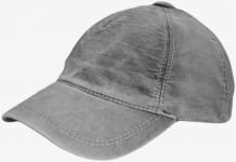 Бейсболка Б05 ВТс (вельвет) цвет: серый фото