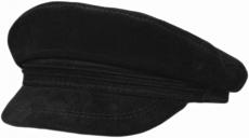 Капитанка Cap2 ЗМч цвет чёрный фото