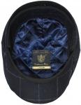 Реглан Арт. Р81 Volterra (клетка) цвет: тёмно-синий фото