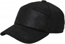 Бейсболка Б03 ККРСч цвет:чёрный фото