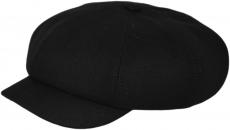 Кепка Хулиганка 804 Black цвет: чёрный фото