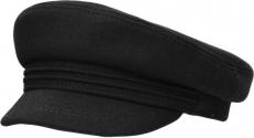 Капитанка Cap2 Black цвет:чёрный фото
