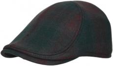 Реглан уточкой Р10 D цвет: бордово-зеленый фото