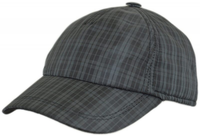 Бейсболка Арт. Б12 ПЛкл цвет:тёмно-серый фото