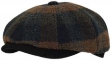 Восьмиклинка 803 Junior(клетка) цвет: коричневый , чёрный фото