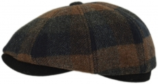 Восьмиклинка Арт. 803 Junior(клетка) цвет: коричневый , чёрный фото
