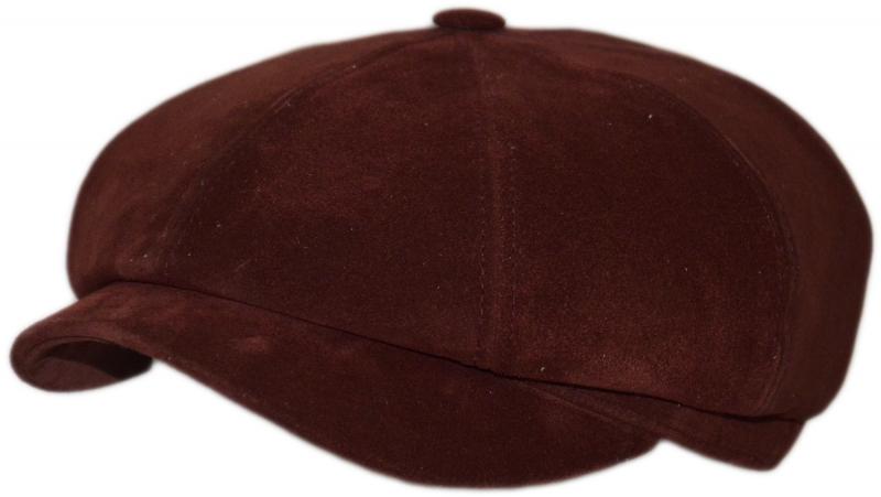 Восьмиклинка unisex Арт. 801 ЗМБ(Бургунди) цвет: бордовой фото