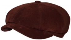 Восьмиклинка unisex 801 ЗМБ(Бургунди) цвет: бордовой фото