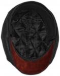 Восьмиклинка Арт. 803 ККРСч(ЗМБ) цвет: чёрный, бордовый фото