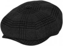 Восьмиклинка Арт. 803 А4т.с(клетка) цвет: тёмно-серый фото
