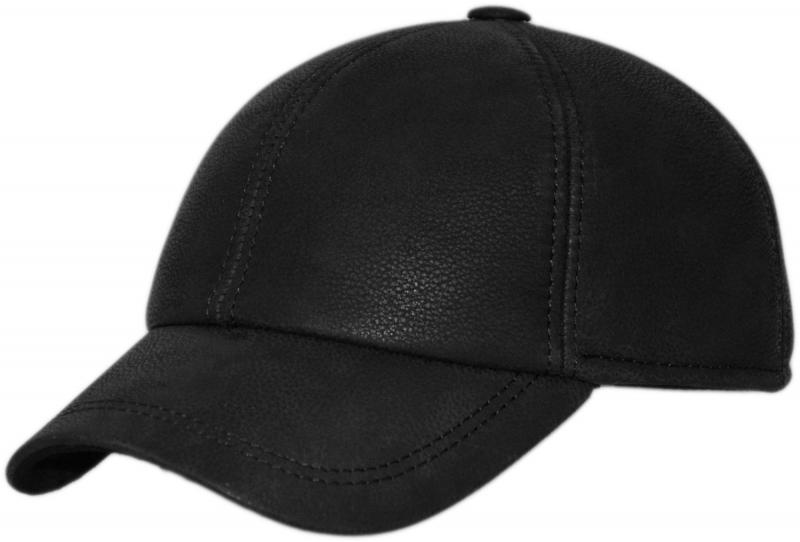 Бейсболка Арт. Б16 ККРСч цвет: чёрный фото