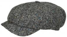 Кепка Хулиганка Арт. 805 A2c(Твид) цвет: серый фото