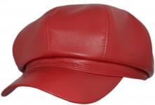 Кепи 809 Pelle Rossa цвет: красный фото