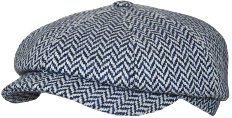 Восьмиклинки unisex Арт. 801 SC7s(ёлка) цвет: синий фото