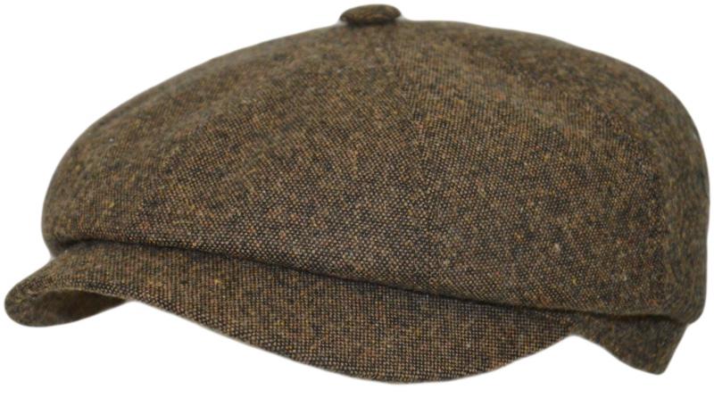 Восьмиклинки unisex Арт. 801 DNk цвет: коричневый фото