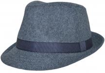 Шляпа (Классическая) ШЛ A9 цвет:сине-голубой фото