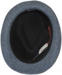 Шляпа (Классическая) Арт. ШЛ A9 цвет:сине-голубой фото