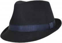 Шляпа (Классическая) ШЛ Dnavi цвет:тёмно-синий фото
