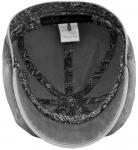 Восьмиклинка Арт. 802 ВТС(вельвет) цвет: серый фото