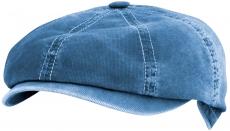 Восьмиклинка 802 ВТГ(вельвет) цвет: синий фото