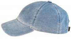 Бейсболка Арт. Б05 ВТГ(вельвет) цвет: синий фото
