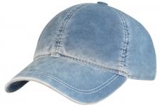 Бейсболка Б05 ВТГ(вельвет) цвет: синий фото