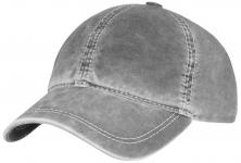 Бейсболка Б05 ВТс(вельвет) цвет:серый фото