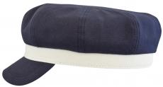 Капитанка Арт. Cap Тсин-К цвет: тёмно-синий , белый фото