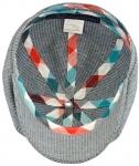 Восьмиклинка Арт. 802 Лнов цвет : серо-голубой фото