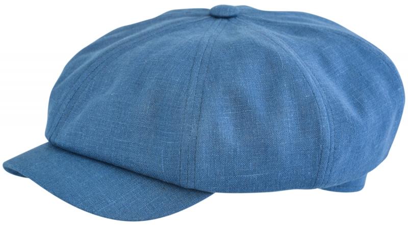 Кепка хулиганка Арт. 804 Лсин цвет: синий фото