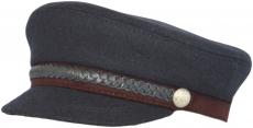 Капитанка Cap2 Arona цвет:тёмно-синий, винный фото