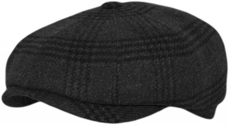 Восьмиклинка Арт. 803 A4т.с(клетка) цвет: тёмно-серый фото