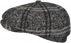 Bocьмиклинка Арт. 803 Ferraro-1(клетка) цвет:серый с вкраплениями фото