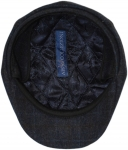 Восьмиклинка Арт. 803 Tivoli (клетка) цвет:синий фото