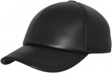 Бейсболка Б16 Nero цвет: чёрный фото