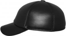 Бейсболка Арт. Б16 Nero цвет: чёрный фото