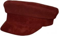 Картуз К Bordo цвет: Бордовый фото
