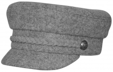 Картуз К IRс цвет: серый фото