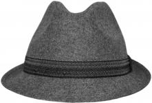 Шляпа (Трилби) Арт. Шл4 DNC цвет:серый фото