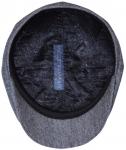 Восьмиклинка Арт. 802 Puff цвет: серо-голубой фото