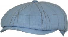 Восьмиклинка 802 Dogliani(клетка) цвет: голубой фото