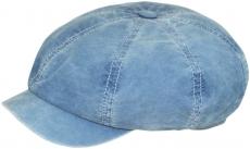 Кепка Хулиганка 804 ВТГ(вельвет) цвет: синий фото