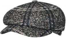 Восьмиклинки unisex 801 Ferrara-1 (клетка) цвет:серый фото