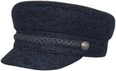 Картуз К IRsч-S цвет: тёмно-синий , чёрный фото