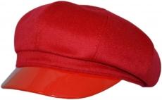 Кепи 801 Red-K цвет: красный фото