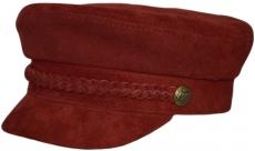 Картуз К Bordo-A цвет: бордовый фото