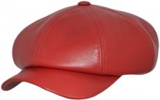 Кепка Amerikanca 809 Pelle Rossa цвет: красный фото