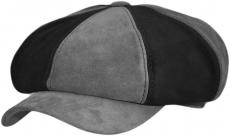 Кепка Amerikanca 809 Anguria-2 цвет:серый, чёрный фото